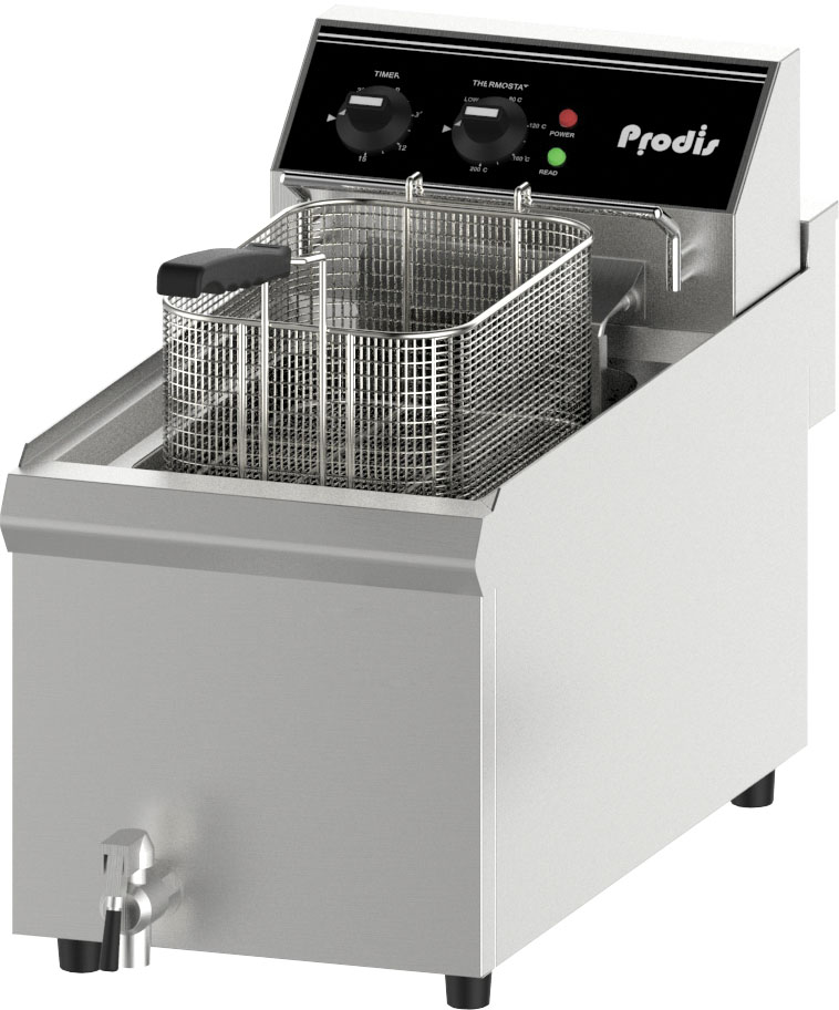 Prodis FDF106, 10 Litre Coutertop Electric Fryer, 6kW